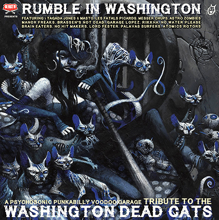 Rumble in Washington